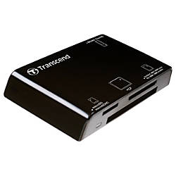 Transcend TS RDP8K Multi Card Reader