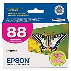 Epson 88 T088320 DuraBrite Magenta Ink