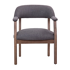 Boss Traditional Guest Chair Slate GrayBrown