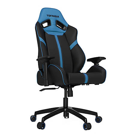 Vertagear Racing Series S-Line SL5000 Gaming Chair, Black/Blue