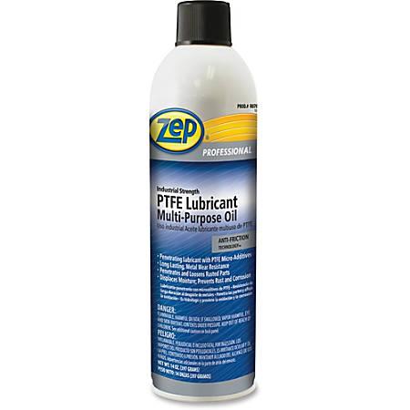Zep Commercial PTFE Lubricant Multi-Purpose Oil