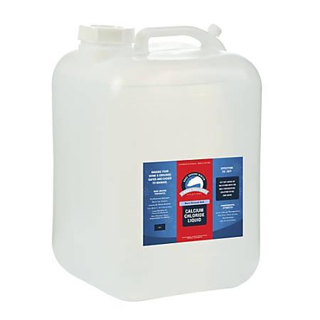 Bare Ground Liquid De-Icer, Calcium Chloride, 5 Gallons