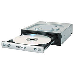 Memorex 24x Internal DVD R Recorder