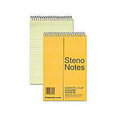 Rediform Eye ease Steno Notebook 80
