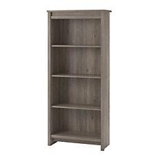 Ameriwood Home Bassinger 4 Shelf Bookcase