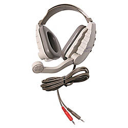 Califone Stereo Headphone W 35mm Plug