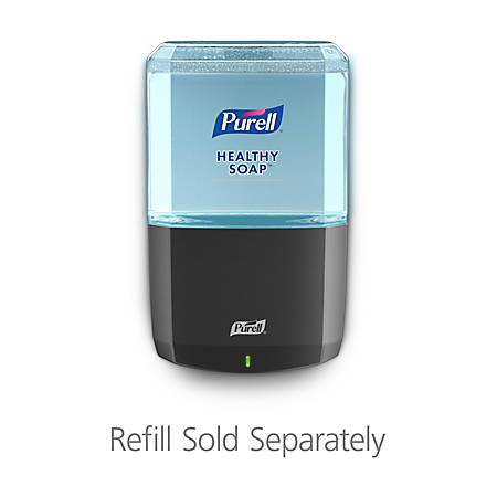 Purell® ES8 Wall-Mount Soap Dispenser, Graphite