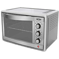 Oster Countertop ToasterConvection Oven Brushed Stainless