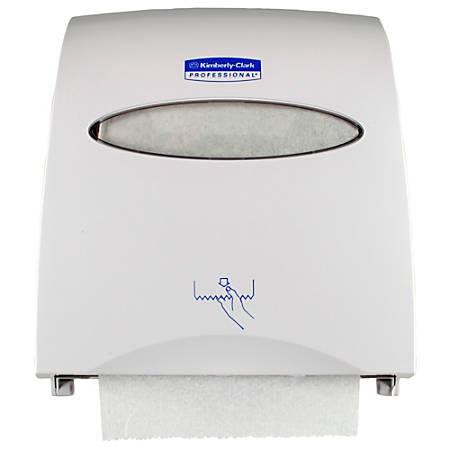 Kimberly-Clark Slimroll™ Towel Dispenser, White
