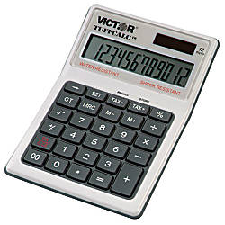 Victor 99901 TuffCalc Calculator Extra Large