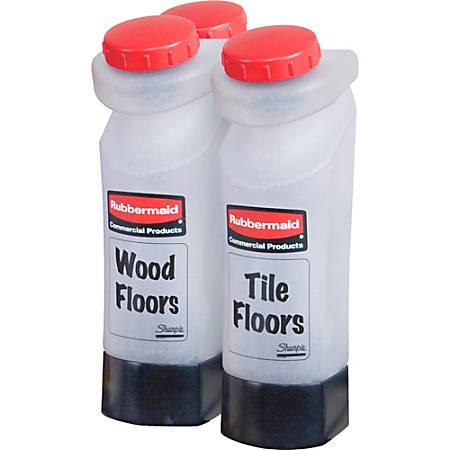 Rubbermaid® Microfiber Spray Mop Refill Cartridges, Pack Of 6