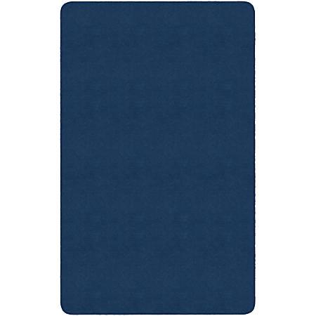 Flagship Carpets Americolors Rug, Rectangle, 12' x 15', Royal Blue