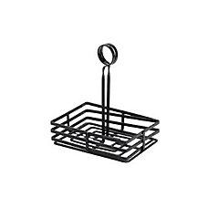 American Metalcraft Flat Coil Condiment Basket
