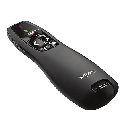 Logitech® R400 2.4GHz Wireless Presenter