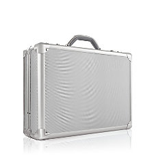 Solo 173 Laptop Case Titanium