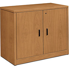 HON 10500 Series Storage Cabinet Harvest