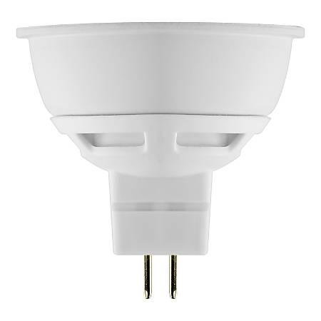 Euri MR16 Dimmable 500 Lumens LED Flood Bulb, 6.5 Watt, 5000 Kelvin/Daylight