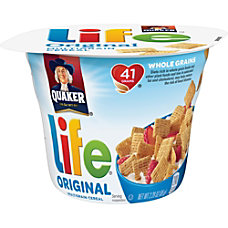 Quaker Oats Life Original Multigrain Cereal