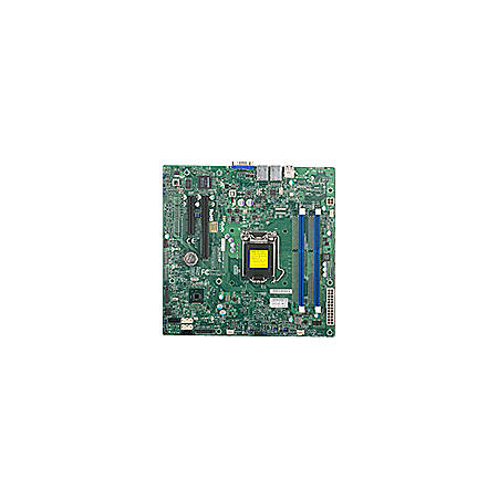 Supermicro X10SLL-F Server Motherboard - Intel Chipset - Socket H3 LGA-1150 - Retail Pack