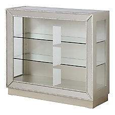 Coast to Coast 3 Shelf Mirrored