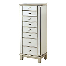 Coast to Coast Jewelry Armoire 42