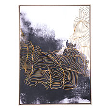 Zuo Modern Furious Canvas Art 56