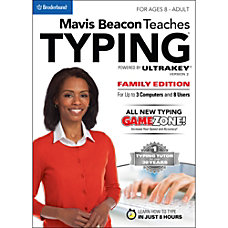Mavis Beacon Teaches Typing Powered by