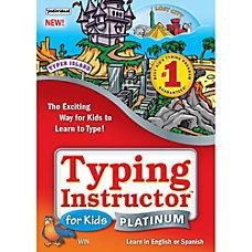 Typing Instructor for Kids Platinum Download