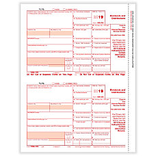 ComplyRight 1099 DIV Tax Forms Federal