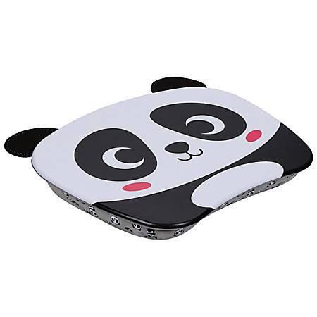 "LapGear Lap Pets Lap Desk, 17"" x 13-1/4"", Panda"