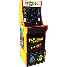 Arcade1Up Pac Man Arcade Cabinet With