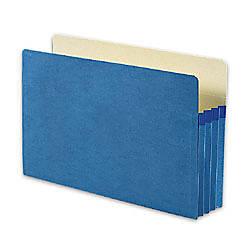 Smead Color File Pockets 3 12