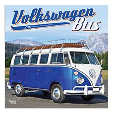 Brown Trout Monthly Wall Calendar Volkswagen