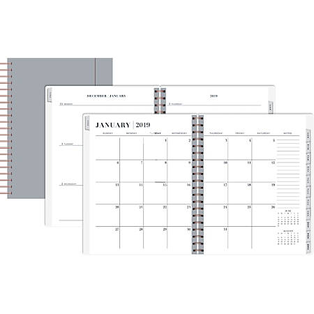 Office Depot® Brand Weekly/Monthly Planner, 11