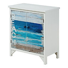 Coast to Coast 2 Door Cabinet