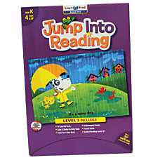 Creative Teaching Press Jump Into Reading