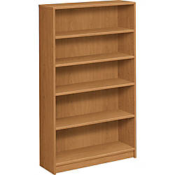 HON 1870 Series Laminate Bookcase 5