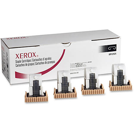 Xerox® 008R12925 Staple Cartridges, Pack Of 4