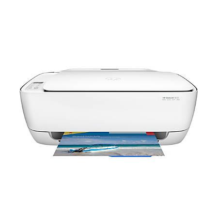 HP DeskJet 3632 Wireless Color Inkjet All-in-One Printer, Scanner, Copier, F5S47A#1HA