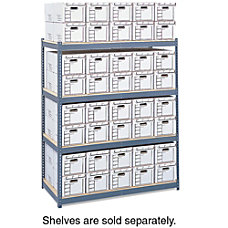 Safco Archival Shelving Steel