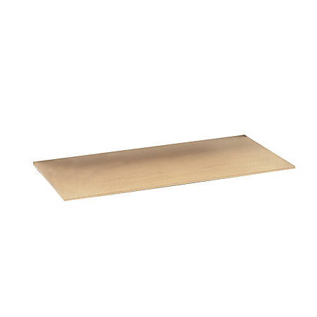 Safco® Archival Shelving, Particleboard Shelves, Pack Of 4