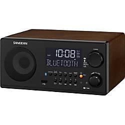 Sangean WR 22 Desktop Clock Radio