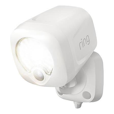 Ring Smart Lighting Spotlight, White, 5B11S8-WEN0
