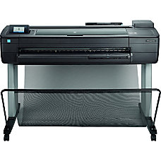 HP DesignJet T830 Wireless Color Inkjet