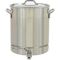 Bayou Classic 64 Quart Stainless Steel