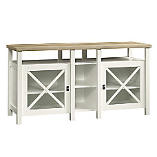 Sauder Cottage Road Entertainment Credenza For