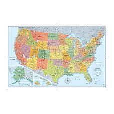 Rand McNally Signature US Wall Map