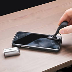 SmartKlear Smartphone Cleaner Black