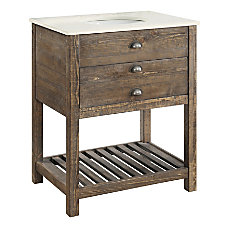 Coast to Coast Single Vanity Sink