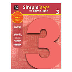 Thinking Kids Simple Steps Grade 3